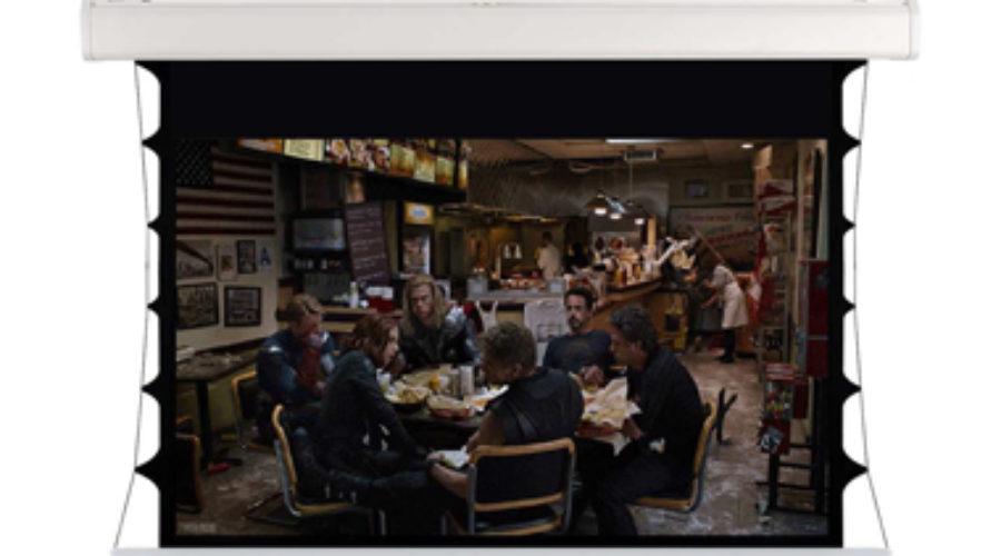 La perfezione di uno schermo incredibilmente piatto